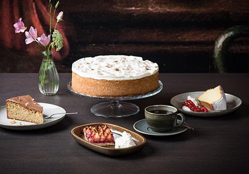 Die Wirtschaft Gastronomie Nürnberg - Kaffee und Kuchen